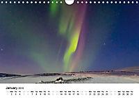 Northern Lights in Iceland (Wall Calendar 2019 DIN A4 Landscape) - Produktdetailbild 1
