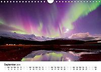 Northern Lights in Iceland (Wall Calendar 2019 DIN A4 Landscape) - Produktdetailbild 9