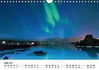 Northern Lights in Iceland (Wall Calendar 2019 DIN A4 Landscape) - Produktdetailbild 7