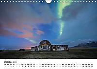 Northern Lights in Iceland (Wall Calendar 2019 DIN A4 Landscape) - Produktdetailbild 10