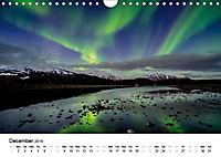 Northern Lights in Iceland (Wall Calendar 2019 DIN A4 Landscape) - Produktdetailbild 12