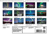 Northern Lights in Iceland (Wall Calendar 2019 DIN A4 Landscape) - Produktdetailbild 13