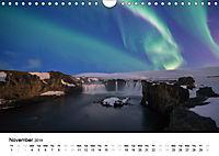 Northern Lights in Iceland (Wall Calendar 2019 DIN A4 Landscape) - Produktdetailbild 11