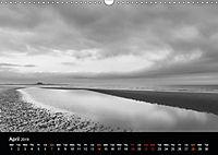 Northumberland Black and White (Wall Calendar 2019 DIN A3 Landscape) - Produktdetailbild 4