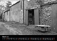 Northumberland Black and White (Wall Calendar 2019 DIN A3 Landscape) - Produktdetailbild 3