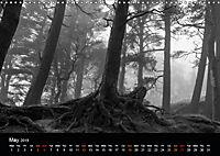 Northumberland Black and White (Wall Calendar 2019 DIN A3 Landscape) - Produktdetailbild 5