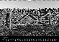 Northumberland Black and White (Wall Calendar 2019 DIN A3 Landscape) - Produktdetailbild 7