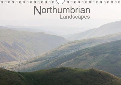 Northumbrian Landscapes (Wall Calendar 2019 DIN A4 Landscape), Martin Ellis