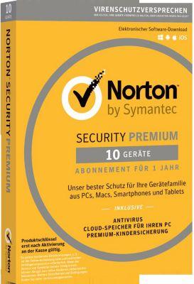 Norton Security Premium 3.0 CE (1U-10D-1Y)