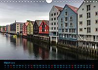 Norway - A bike adventure (Wall Calendar 2019 DIN A4 Landscape) - Produktdetailbild 3