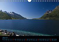 Norway - A bike adventure (Wall Calendar 2019 DIN A4 Landscape) - Produktdetailbild 7