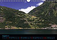 Norway - A bike adventure (Wall Calendar 2019 DIN A4 Landscape) - Produktdetailbild 8