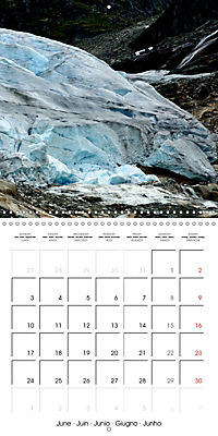 Norway: Crossing the Hardangervidda (Wall Calendar 2019 300 × 300 mm Square) - Produktdetailbild 6