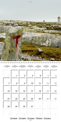 Norway: Crossing the Hardangervidda (Wall Calendar 2019 300 × 300 mm Square) - Produktdetailbild 10