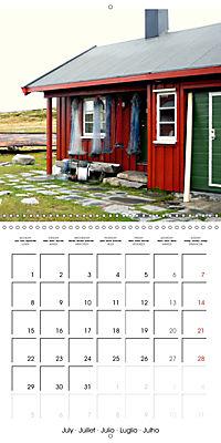Norway: Crossing the Hardangervidda (Wall Calendar 2019 300 × 300 mm Square) - Produktdetailbild 7