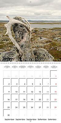 Norway: Crossing the Hardangervidda (Wall Calendar 2019 300 × 300 mm Square) - Produktdetailbild 9