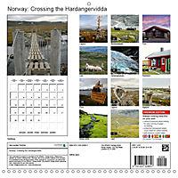 Norway: Crossing the Hardangervidda (Wall Calendar 2019 300 × 300 mm Square) - Produktdetailbild 13