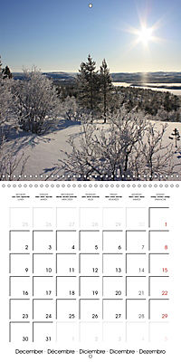 Norway Land of the Vikings and fairy tales (Wall Calendar 2019 300 × 300 mm Square) - Produktdetailbild 12