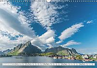 Norway / UK-Version (Wall Calendar 2019 DIN A3 Landscape) - Produktdetailbild 1