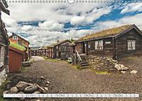 Norway / UK-Version (Wall Calendar 2019 DIN A3 Landscape) - Produktdetailbild 2