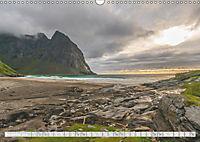 Norway / UK-Version (Wall Calendar 2019 DIN A3 Landscape) - Produktdetailbild 11