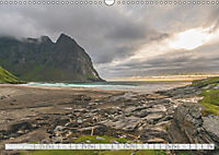 Norway / UK-Version (Wall Calendar 2019 DIN A3 Landscape) - Produktdetailbild 11