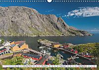 Norway / UK-Version (Wall Calendar 2019 DIN A3 Landscape) - Produktdetailbild 5