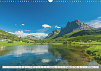 Norway / UK-Version (Wall Calendar 2019 DIN A3 Landscape) - Produktdetailbild 4