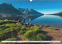 Norway / UK-Version (Wall Calendar 2019 DIN A3 Landscape) - Produktdetailbild 10