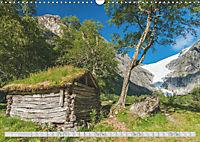Norway / UK-Version (Wall Calendar 2019 DIN A3 Landscape) - Produktdetailbild 7