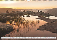 Norway / UK-Version (Wall Calendar 2019 DIN A3 Landscape) - Produktdetailbild 8