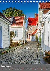 Norwegen - Altstadt Gamle Stavanger (Tischkalender 2019 DIN A5 hoch) - Produktdetailbild 12