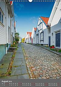 Norwegen - Altstadt Gamle Stavanger (Wandkalender 2019 DIN A3 hoch) - Produktdetailbild 8