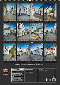 Norwegen - Altstadt Gamle Stavanger (Wandkalender 2019 DIN A2 hoch) - Produktdetailbild 13