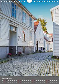 Norwegen - Altstadt Gamle Stavanger (Wandkalender 2019 DIN A4 hoch) - Produktdetailbild 2