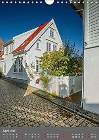 Norwegen - Altstadt Gamle Stavanger (Wandkalender 2019 DIN A4 hoch) - Produktdetailbild 4
