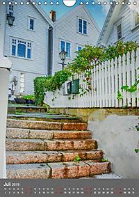 Norwegen - Altstadt Gamle Stavanger (Wandkalender 2019 DIN A4 hoch) - Produktdetailbild 7