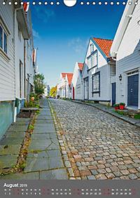 Norwegen - Altstadt Gamle Stavanger (Wandkalender 2019 DIN A4 hoch) - Produktdetailbild 8