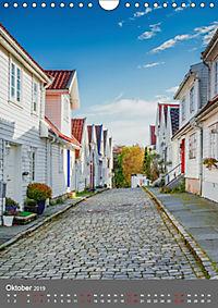 Norwegen - Altstadt Gamle Stavanger (Wandkalender 2019 DIN A4 hoch) - Produktdetailbild 10
