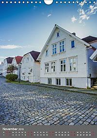 Norwegen - Altstadt Gamle Stavanger (Wandkalender 2019 DIN A4 hoch) - Produktdetailbild 11