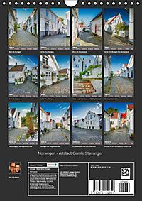 Norwegen - Altstadt Gamle Stavanger (Wandkalender 2019 DIN A4 hoch) - Produktdetailbild 13