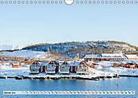 Norwegen auf Südkurs mit dem Postschiff (Wandkalender 2019 DIN A4 quer) - Produktdetailbild 1