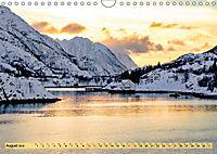 Norwegen auf Südkurs mit dem Postschiff (Wandkalender 2019 DIN A4 quer) - Produktdetailbild 8