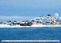 Norwegen auf Südkurs mit dem Postschiff (Tischkalender 2019 DIN A5 quer) - Produktdetailbild 4