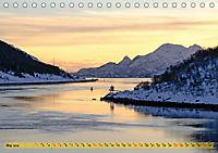 Norwegen auf Südkurs mit dem Postschiff (Tischkalender 2019 DIN A5 quer) - Produktdetailbild 5