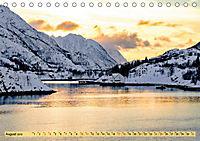 Norwegen auf Südkurs mit dem Postschiff (Tischkalender 2019 DIN A5 quer) - Produktdetailbild 8
