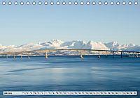 Norwegen auf Südkurs mit dem Postschiff (Tischkalender 2019 DIN A5 quer) - Produktdetailbild 7