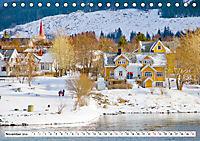 Norwegen auf Südkurs mit dem Postschiff (Tischkalender 2019 DIN A5 quer) - Produktdetailbild 11