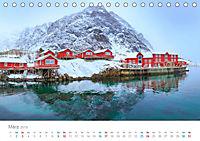 Norwegen - der hohe Norden (Tischkalender 2019 DIN A5 quer) - Produktdetailbild 3