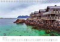 Norwegen - der hohe Norden (Tischkalender 2019 DIN A5 quer) - Produktdetailbild 7